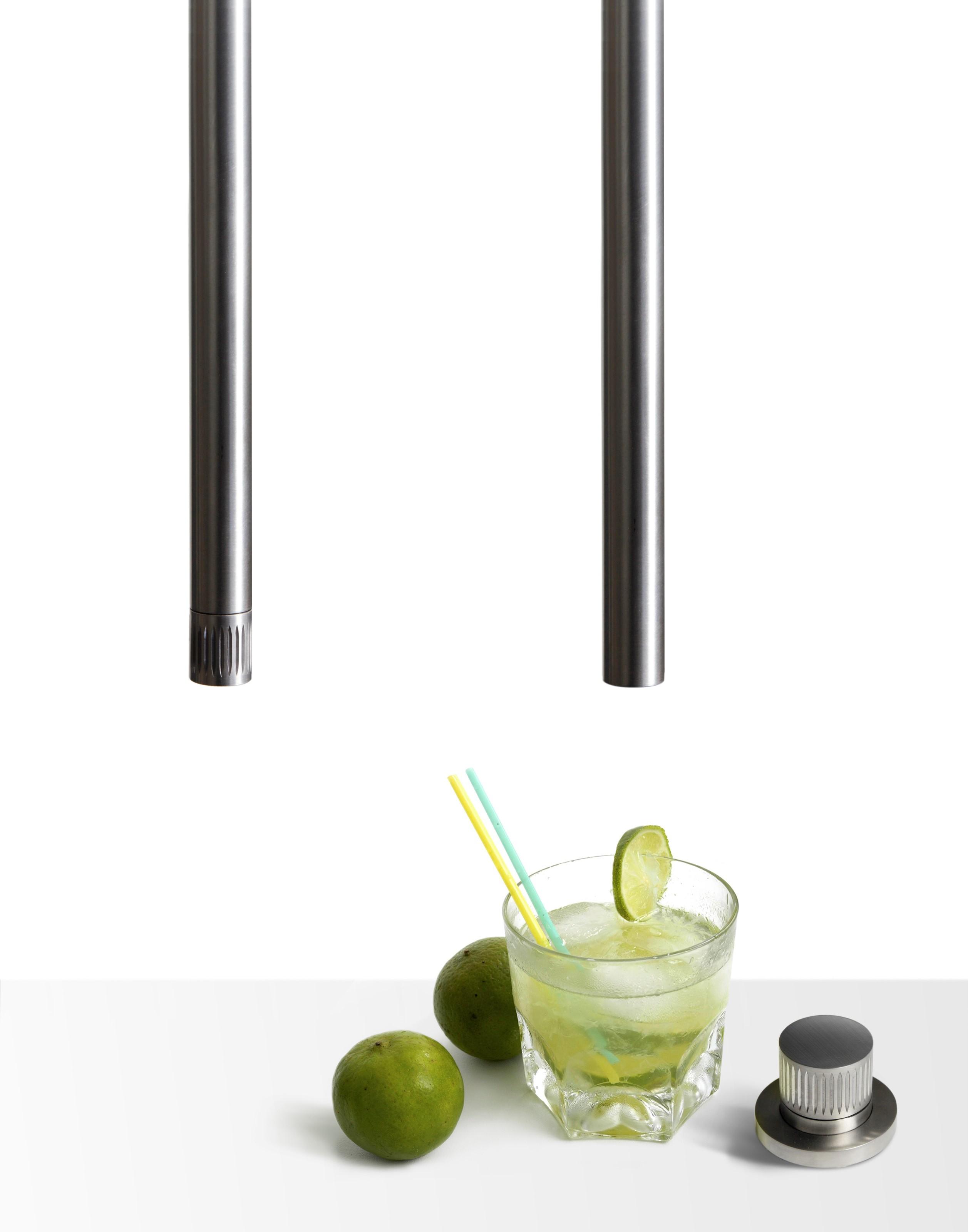 Design badkamerkraan hangkraan Time2020 van Bongio via Luca Sanitair