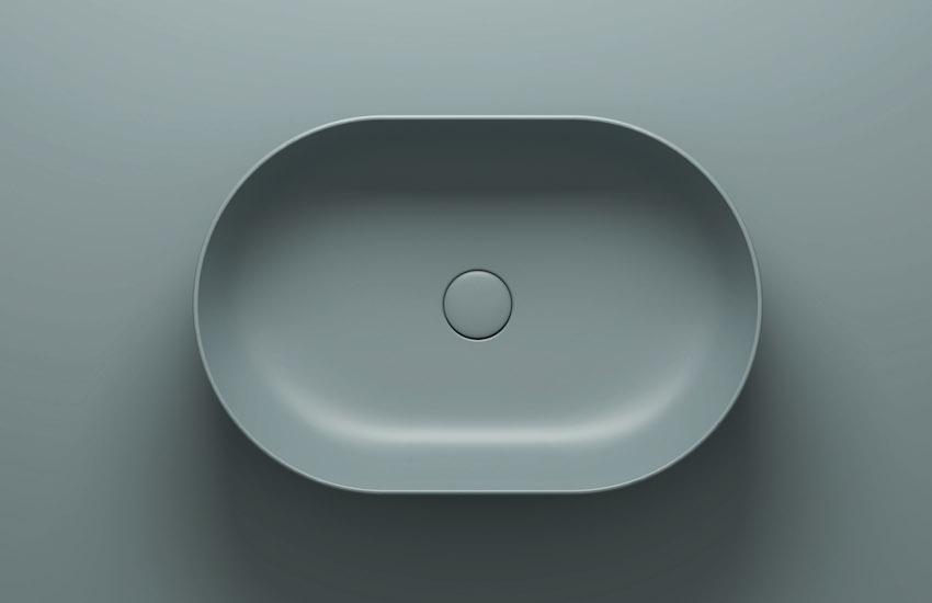 Wastafel Italiaans Design. Globo via Luca sanitair #wastafel #lucasanitair #badkamer