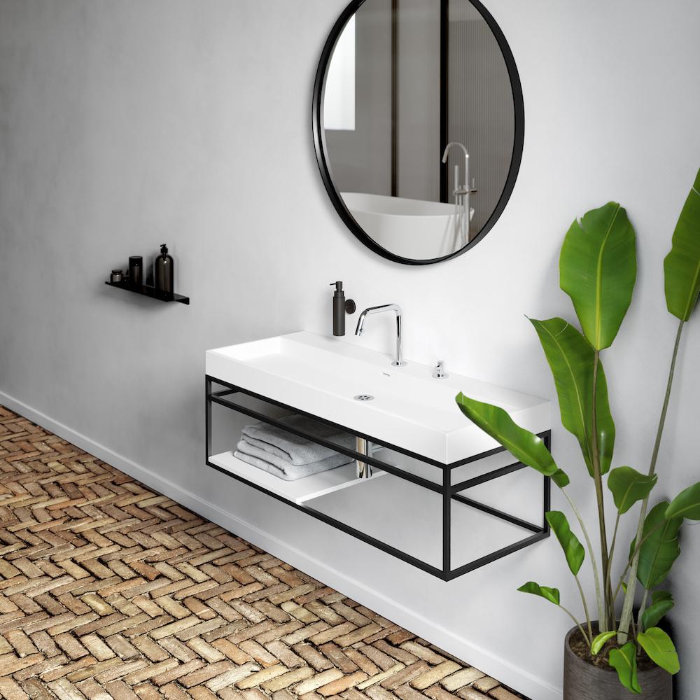 Duurzame en groene badkamer. mijn bad in stijl #badkamer #duurzaam #groen #badkamermeubel #badkamerinspiratie #badkameridee