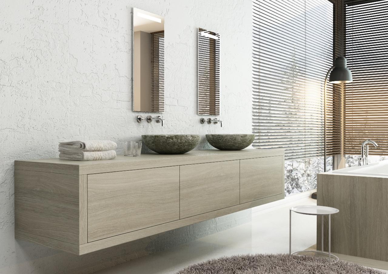 Voorbeelden van badkamermeubels  functioneel  u0026 stijlvol   Nieuws Startpagina voor badkamer