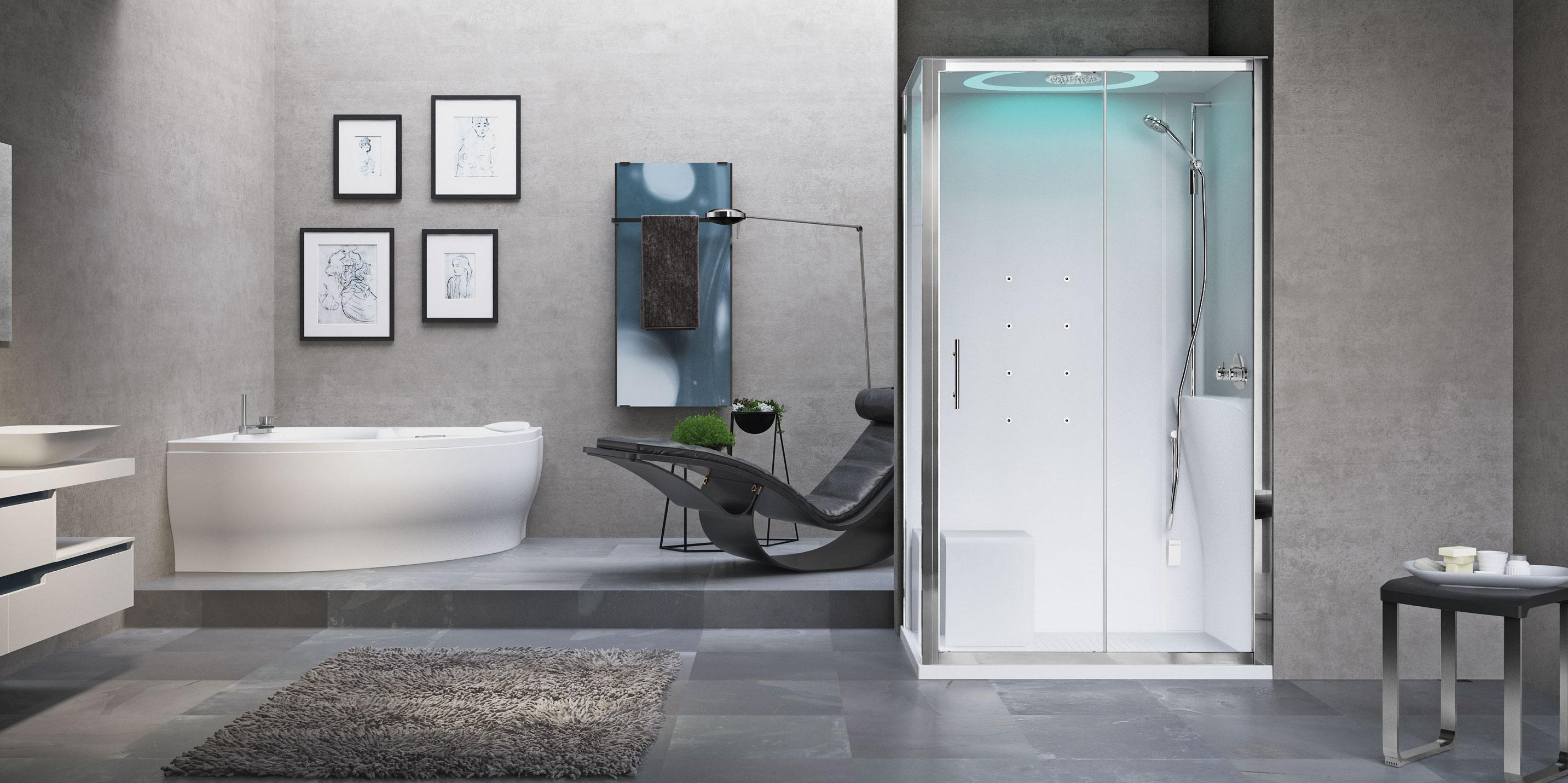stoomcabines startpagina voor badkamer ideeà n uw badkamer