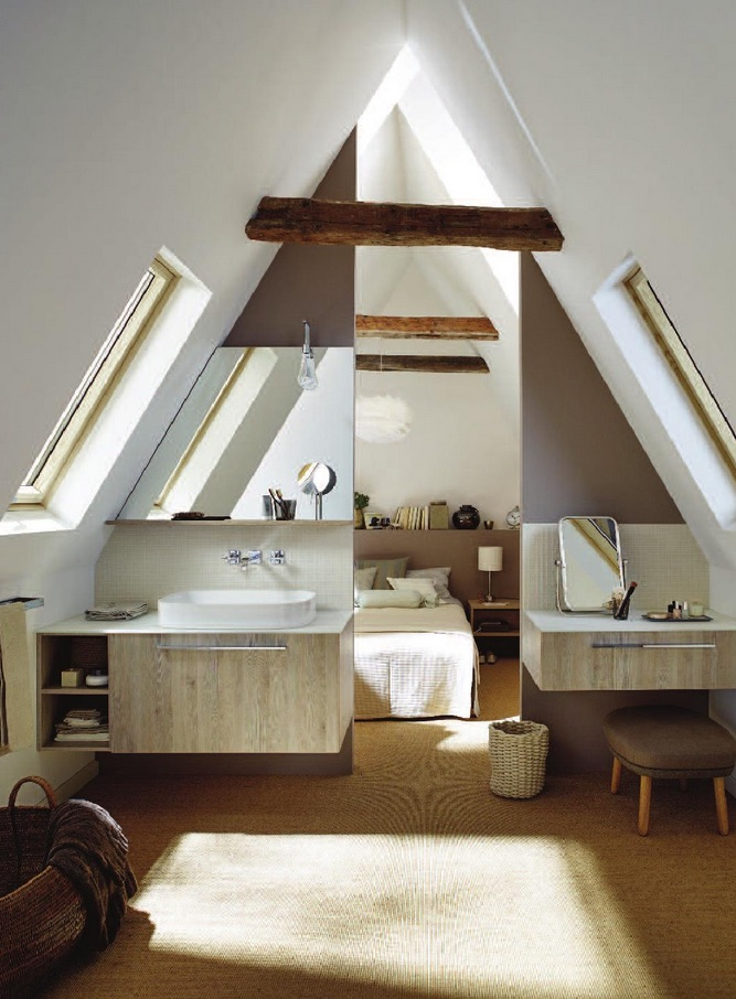 Inspiratie voor de badkamer Burgbad Sys30 - alles voor je nieuwe badkamer via Plieger