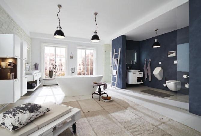 Inspiratie voor de badkamer Vigour White - alles voor je nieuwe badkamer via Plieger