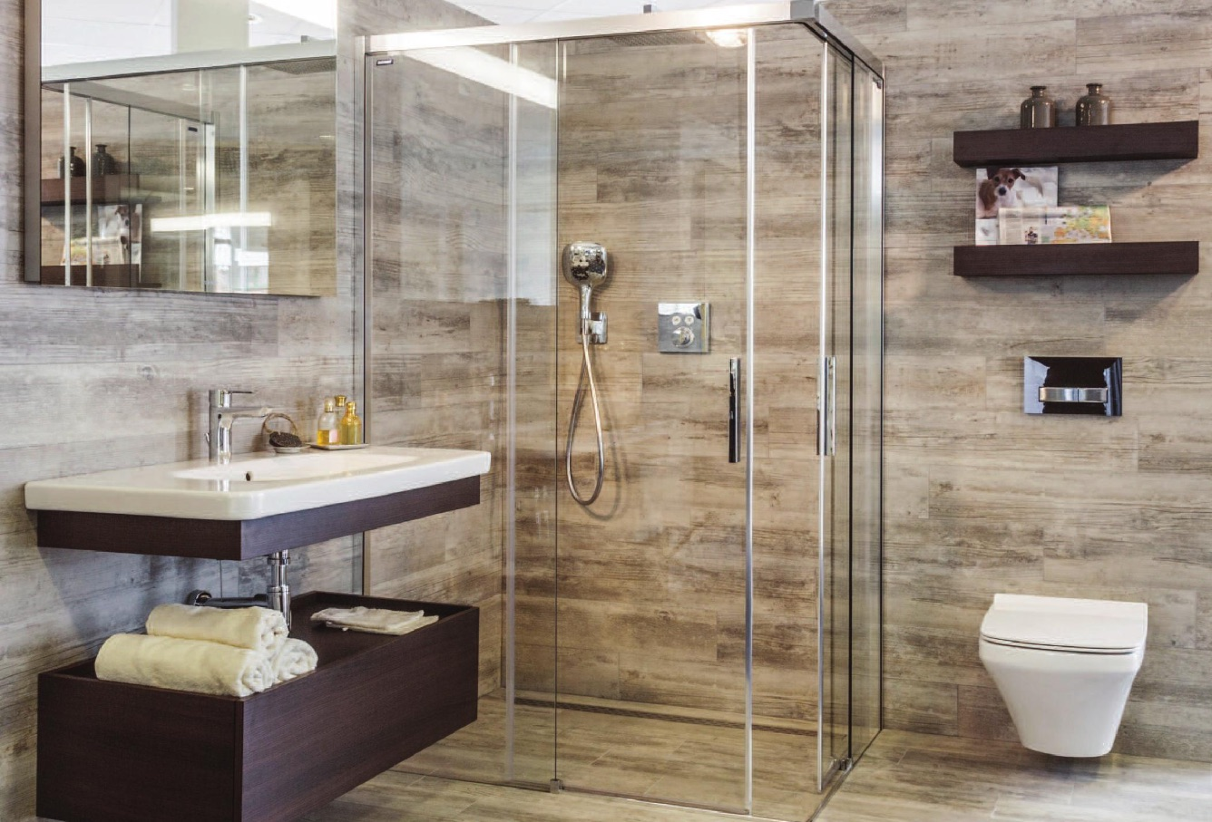 Tegels Badkamer Stroken ~   voor de badkamer  alles voor je nieuwe badkamer via Plieger
