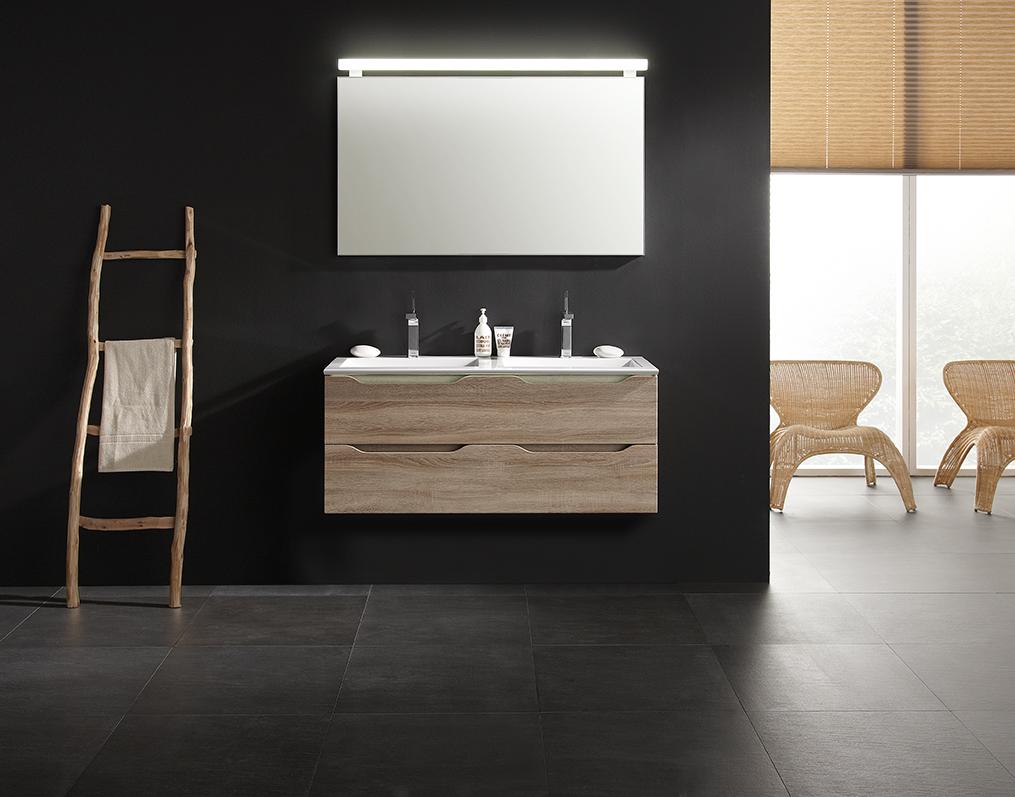 Strak en greeploos badkamerdesign van primabad nieuws startpagina voor badkamer idee n uw - Deco van badkamer design ...