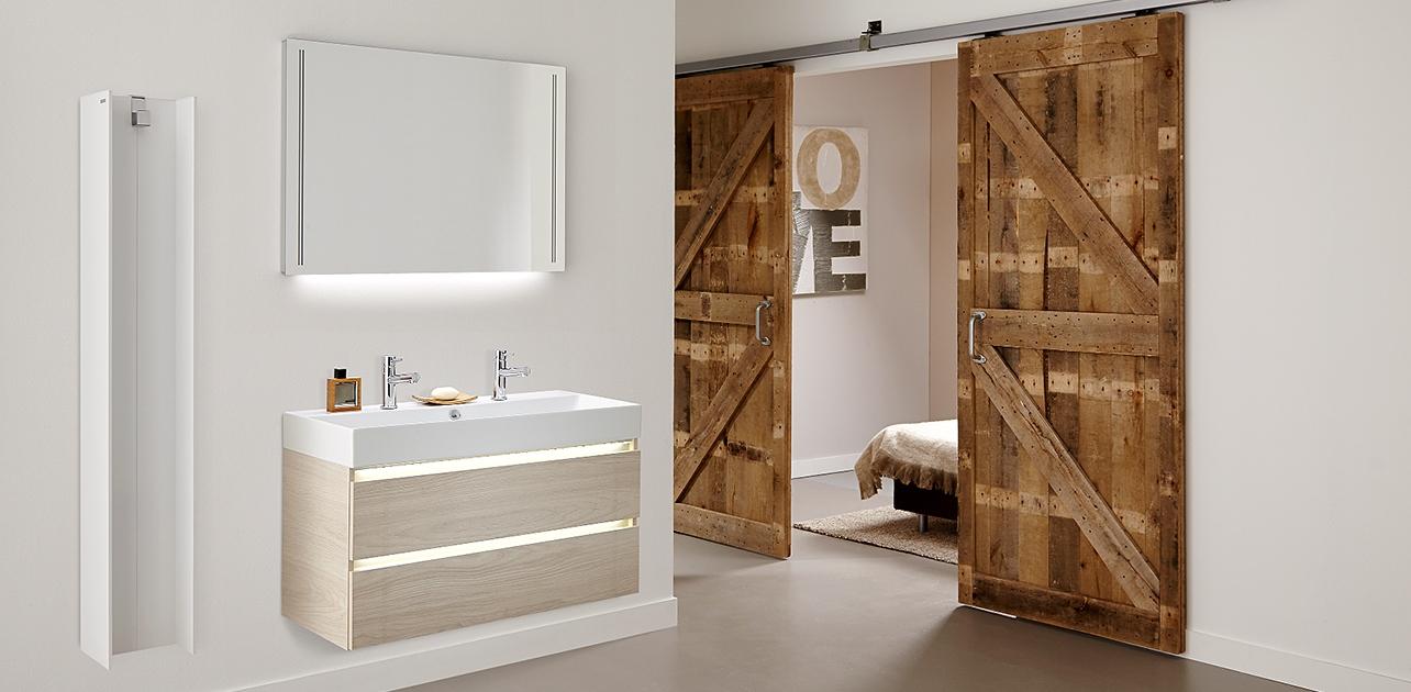 Badkamermeubels startpagina voor badkamer idee n uw for Badkamermeubels hout