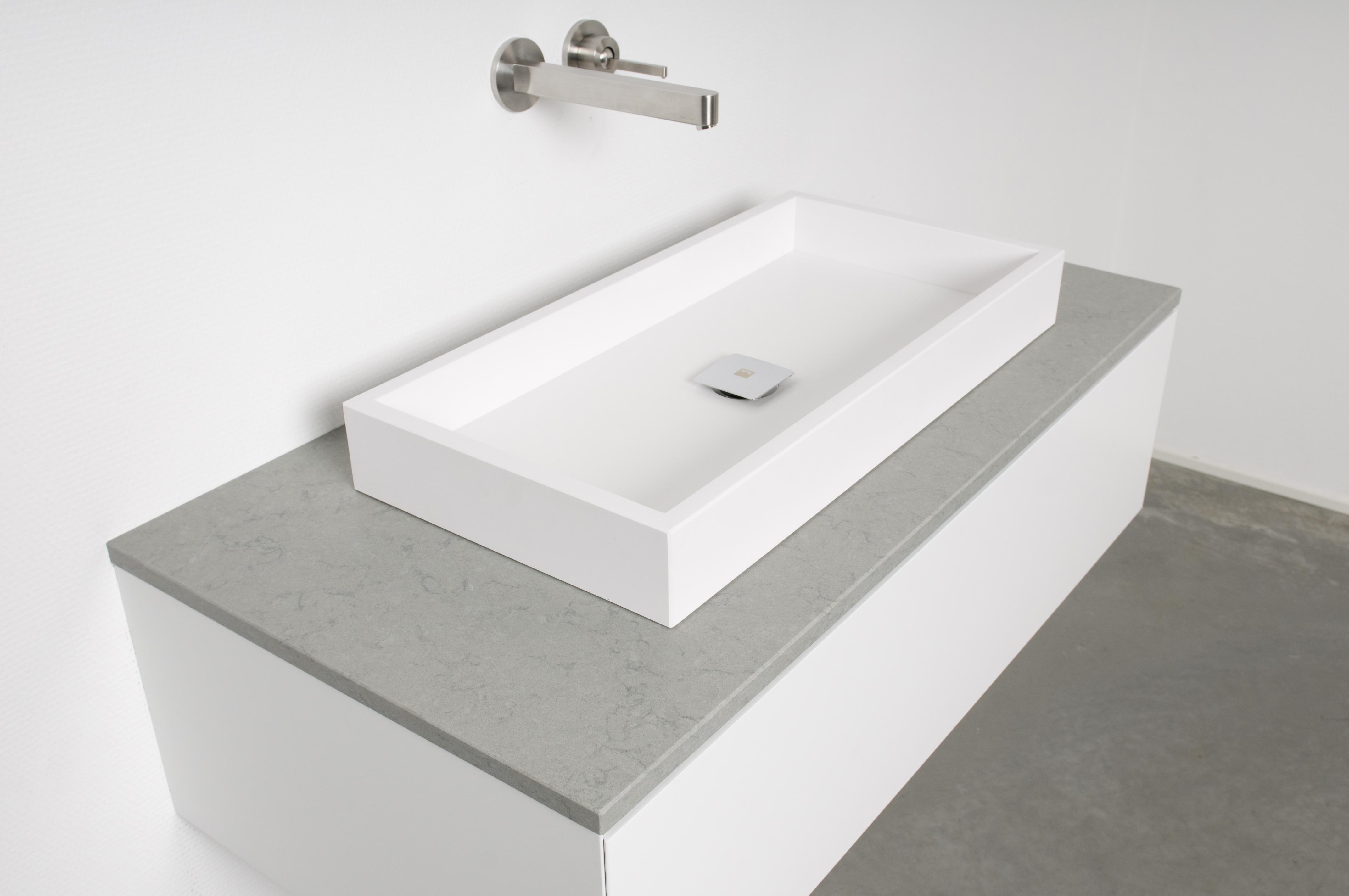 Badkamermeubel zonder wasbak u e wibma ontwerp