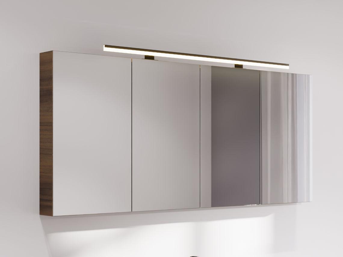 Spiegelkast badkamer Livit by Riho #spiegelkast #badkamer