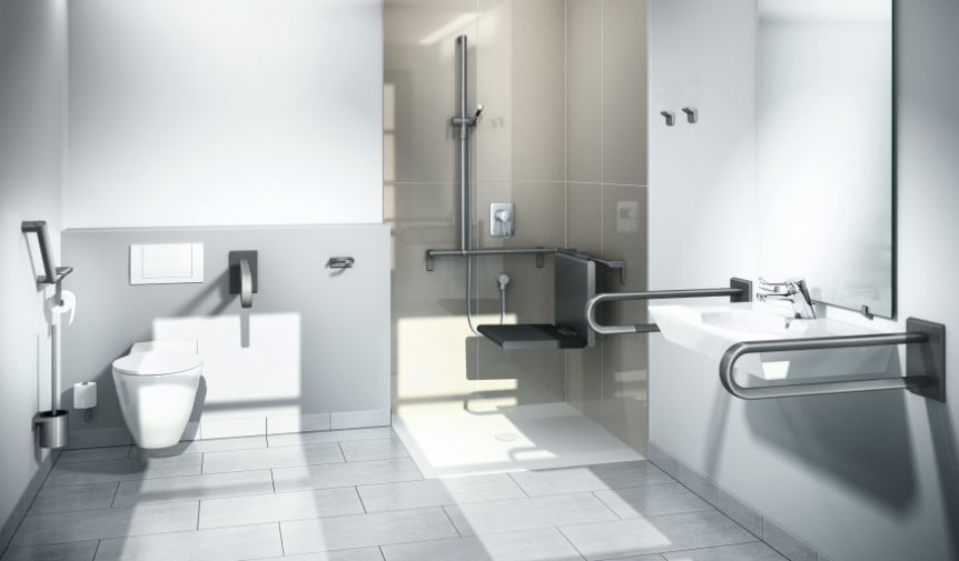 Aangepast sanitair SaniComfort