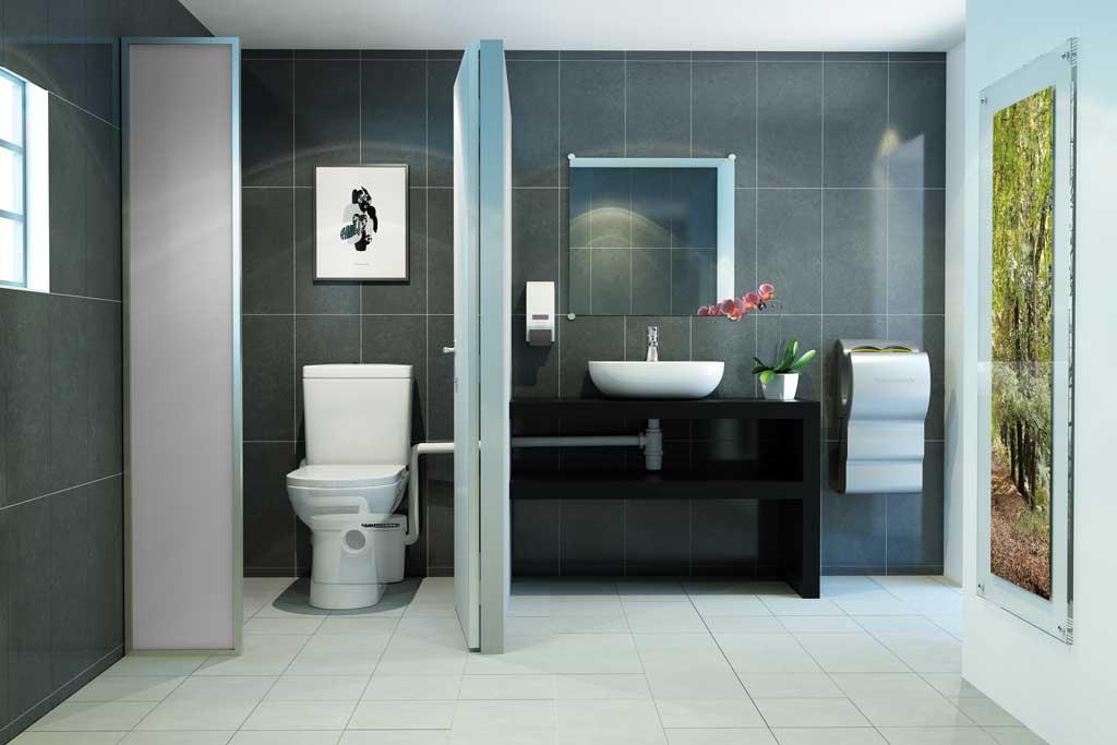 Badkamer Zonder Toilet : Sanitair installeren zonder ingrijpende verbouwing nieuws