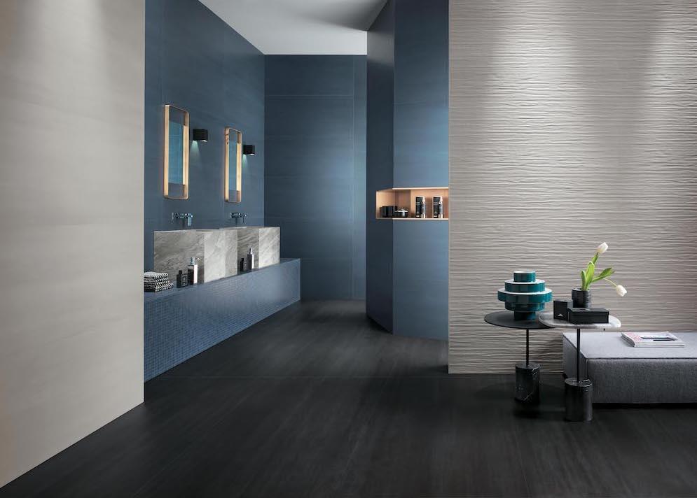 Sanidrome badkamerinspiratie: kleur in de badkamer #badkamer #badkamerinspiratie