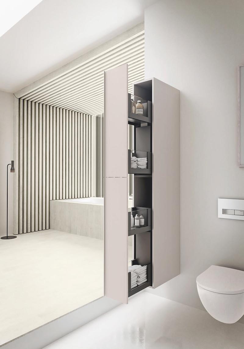 Sphin Acanto apothekerskast voor de #badkamer #badkamermeubel