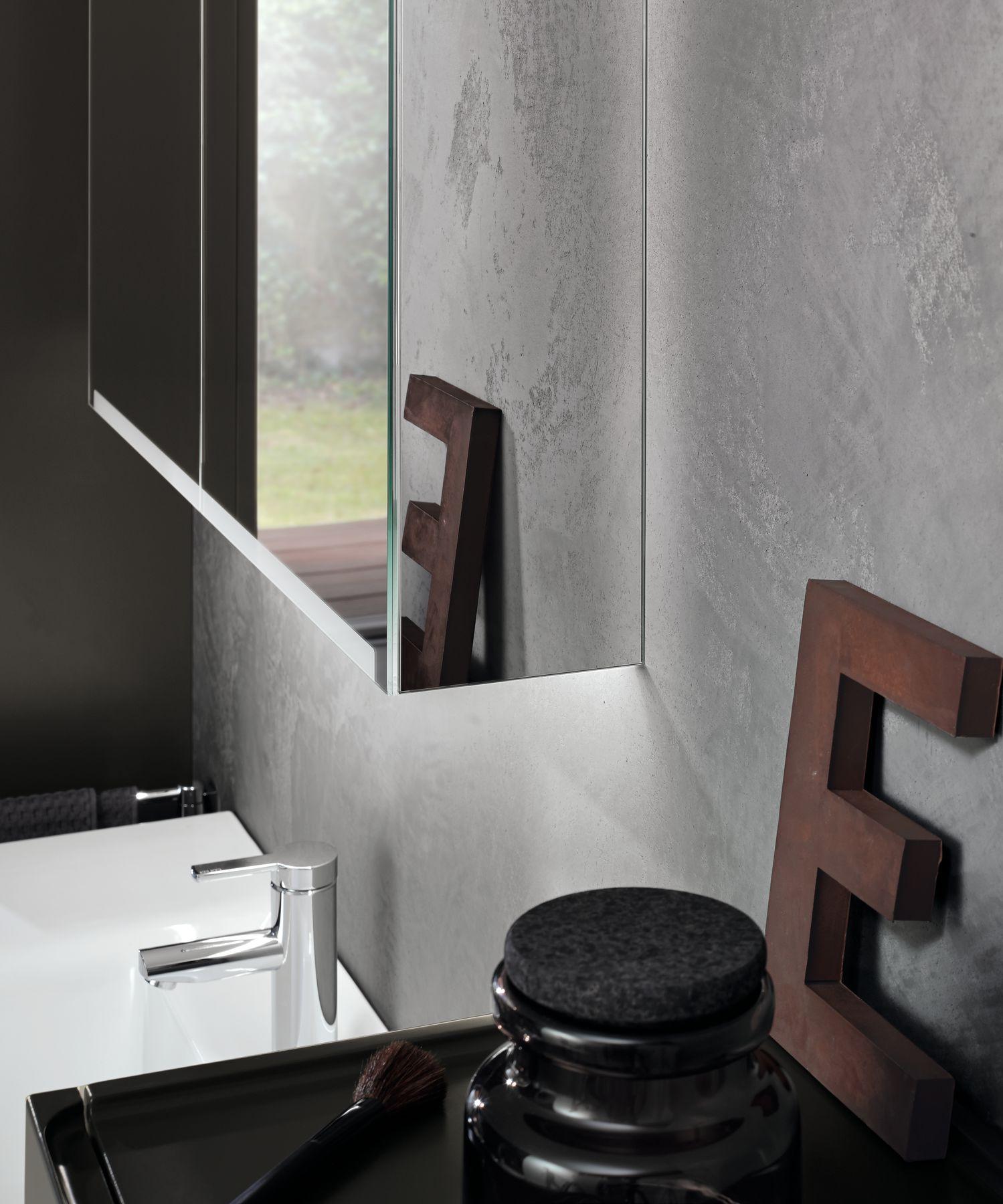 De ideale spiegelkast voor de badkamer van Sphinx #badkamer #badkamerinspiratie #spiegelkast #spiegel #badkamerspiegel #sphinx