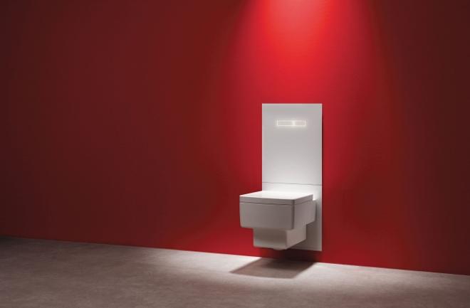 TECElux spoelreservoir toilet spoelen TECE