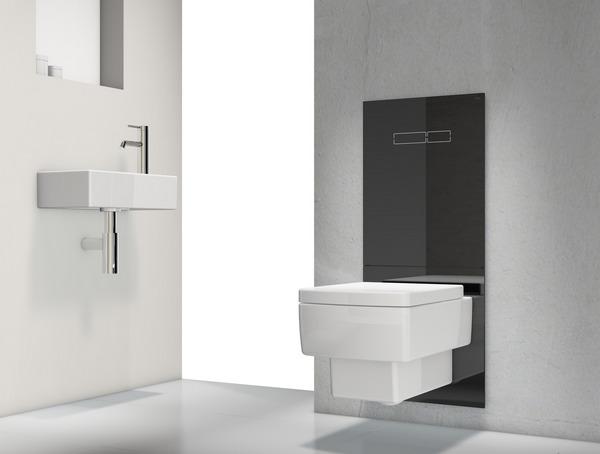 TECElux toilet spoelreservoir design TECE