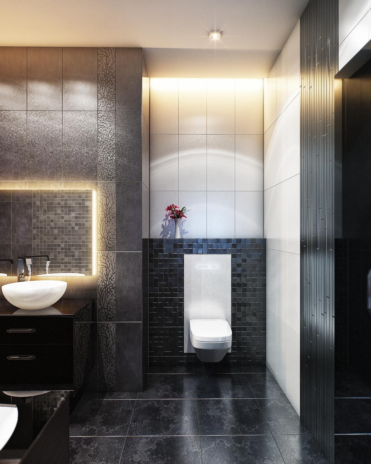 TECElux spoelreservoir toilet TECE