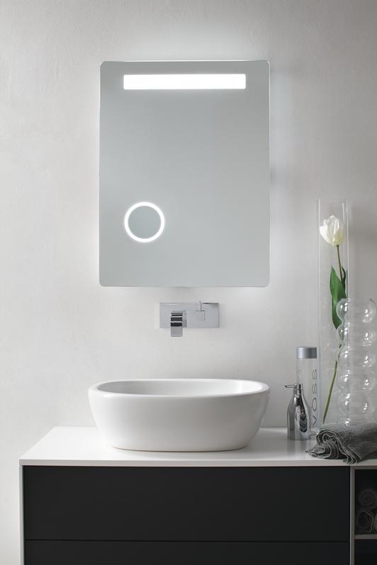 Intelligente badkamerspiegels vanita casa nieuws startpagina voor badkamer idee n uw - Geintegreerde keuken wastafel ...