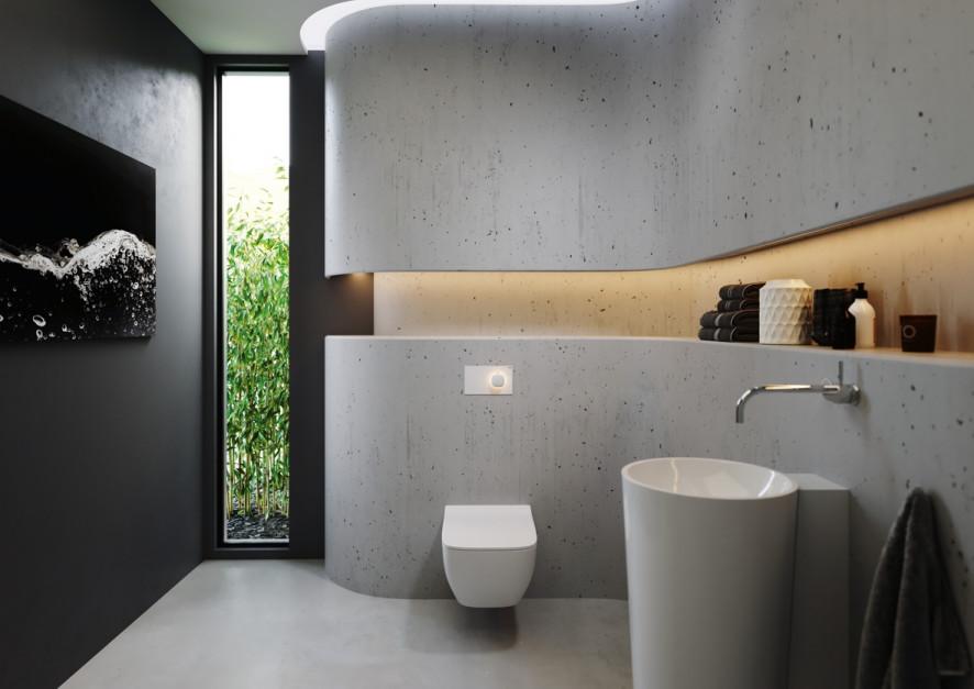 Visign for More 202 bedieningsplaat toilet #viega #bedieningsplaat #toilet