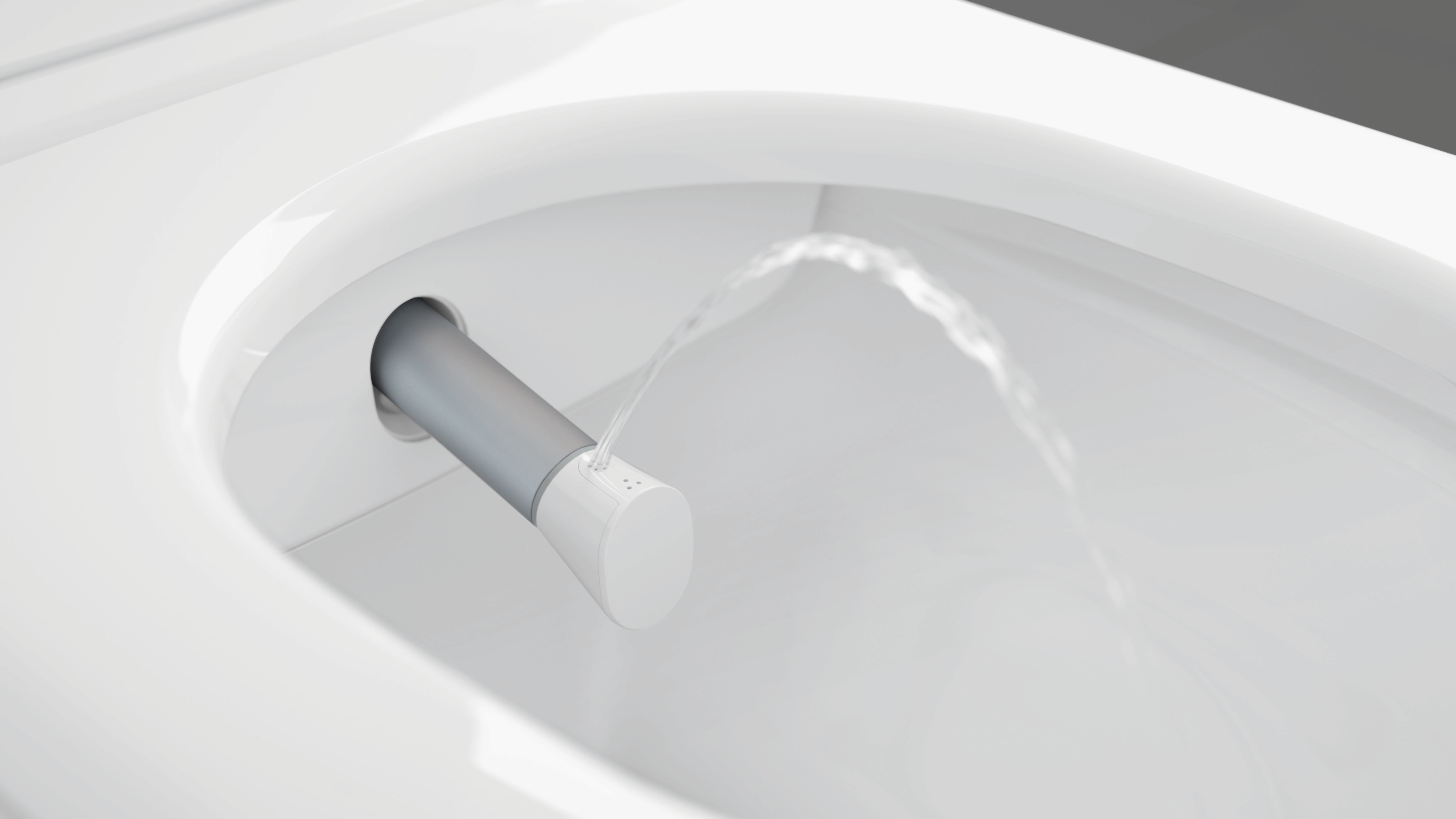 Douche-wc ViClean 100 van Villeroy & Boch #toilet