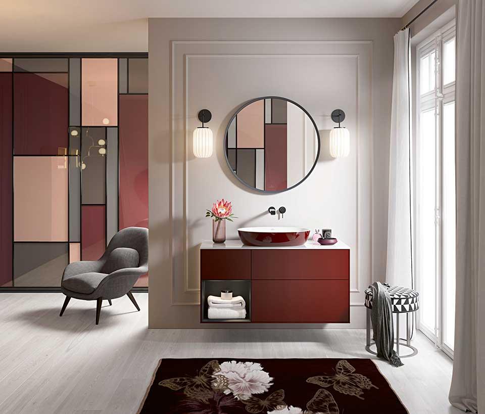 Villeroy & Boch wastafels Artis nieuwe kleuren #wastafels #villeroyboch #badkamer #inspiratie #badkamerinspiratie #kleuren #wonen