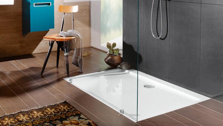 Wellness met de inloopdouches van villeroy boch nieuws startpagina voor badkamer idee n uw - Bijvoorbeeld vlak badkamer ...