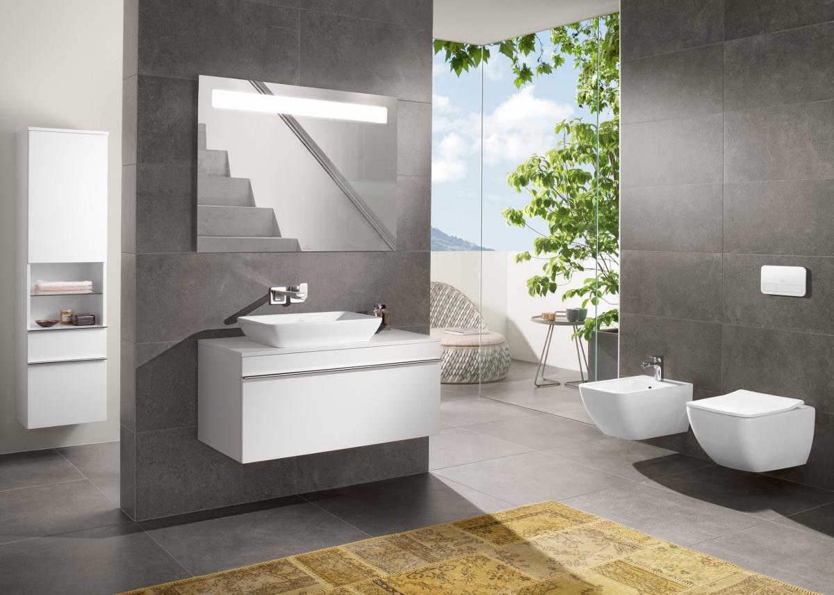 Badkamermeubels en wastafels Venticello van Villeroy & Boch