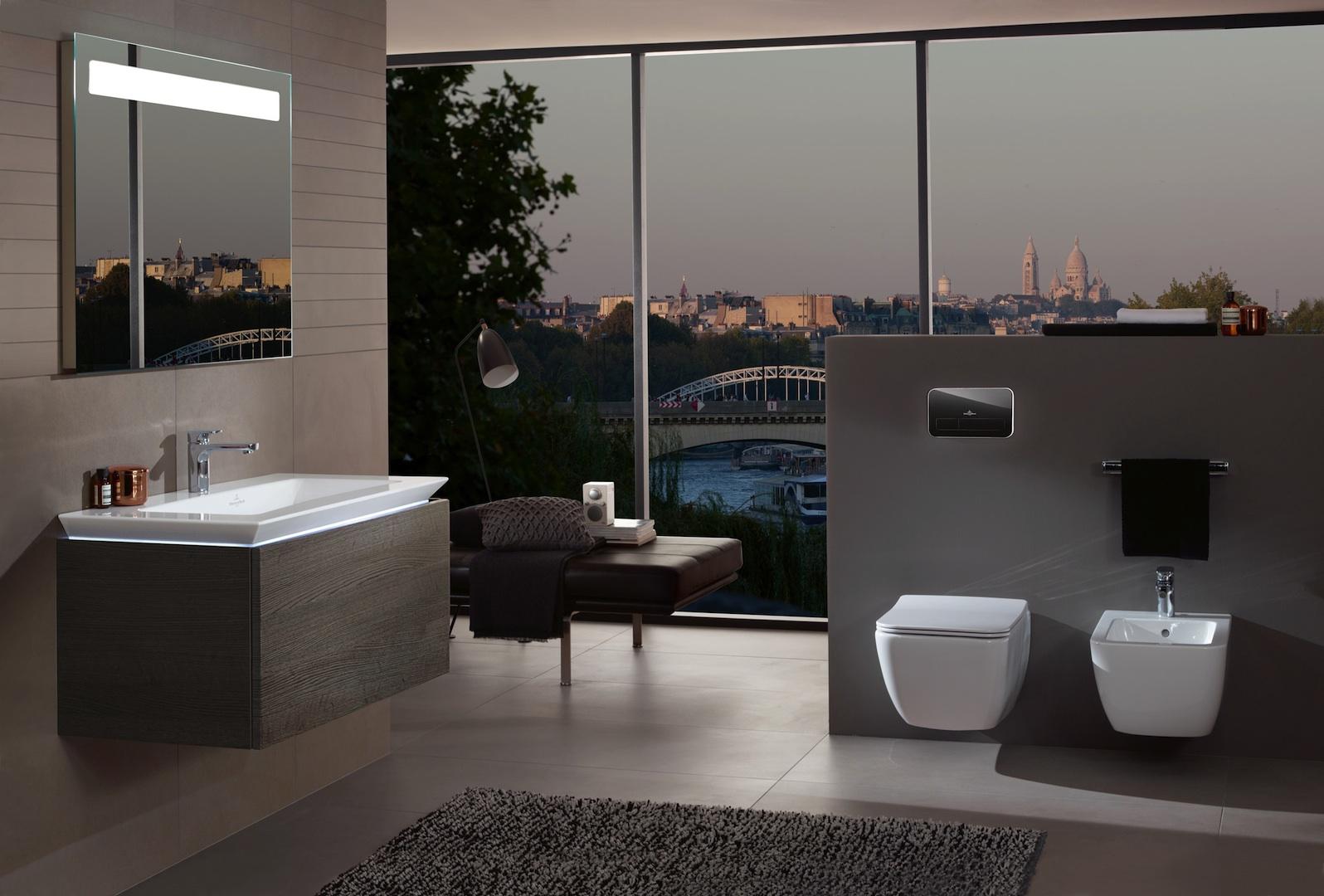 Badkamer collectie Legato van Villeroy & Boch