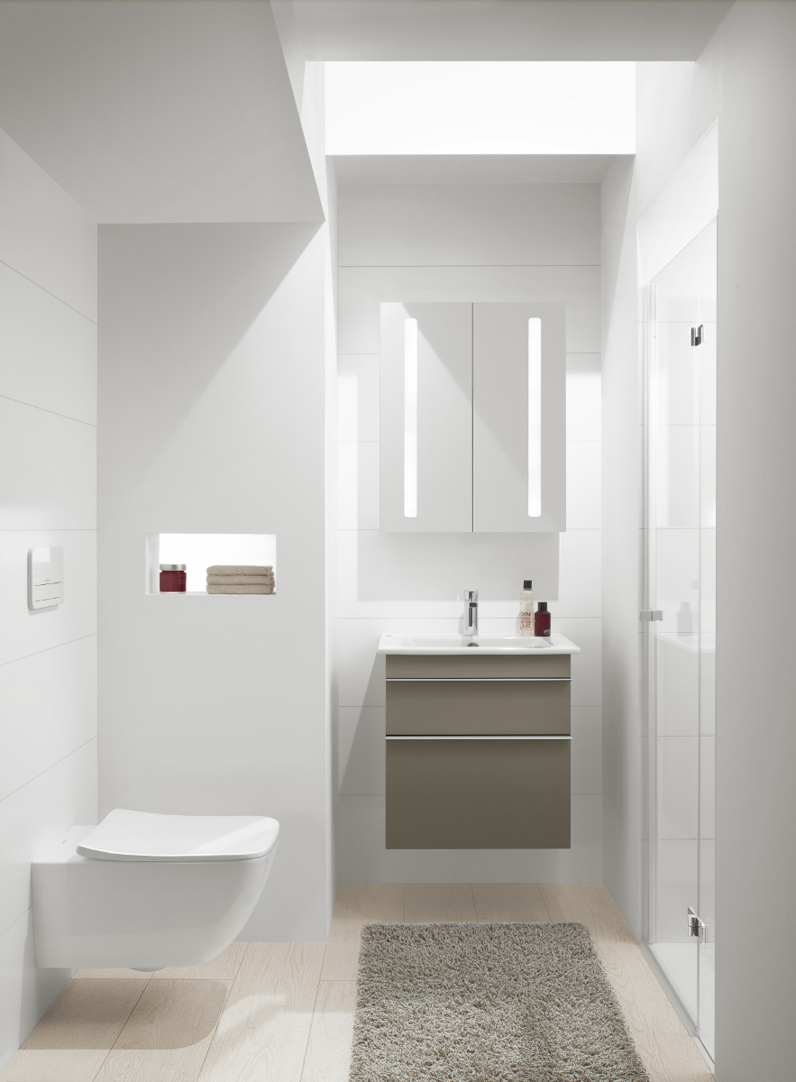 Nieuwe badkamercollectie van villeroy boch nieuws startpagina voor badkamer idee n uw - Voorbeeld toilet ...