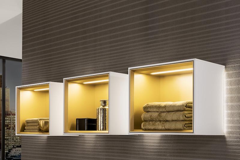 Nieuw voor de badkamer de Finion badkamercollectie van Villeroy & Boch