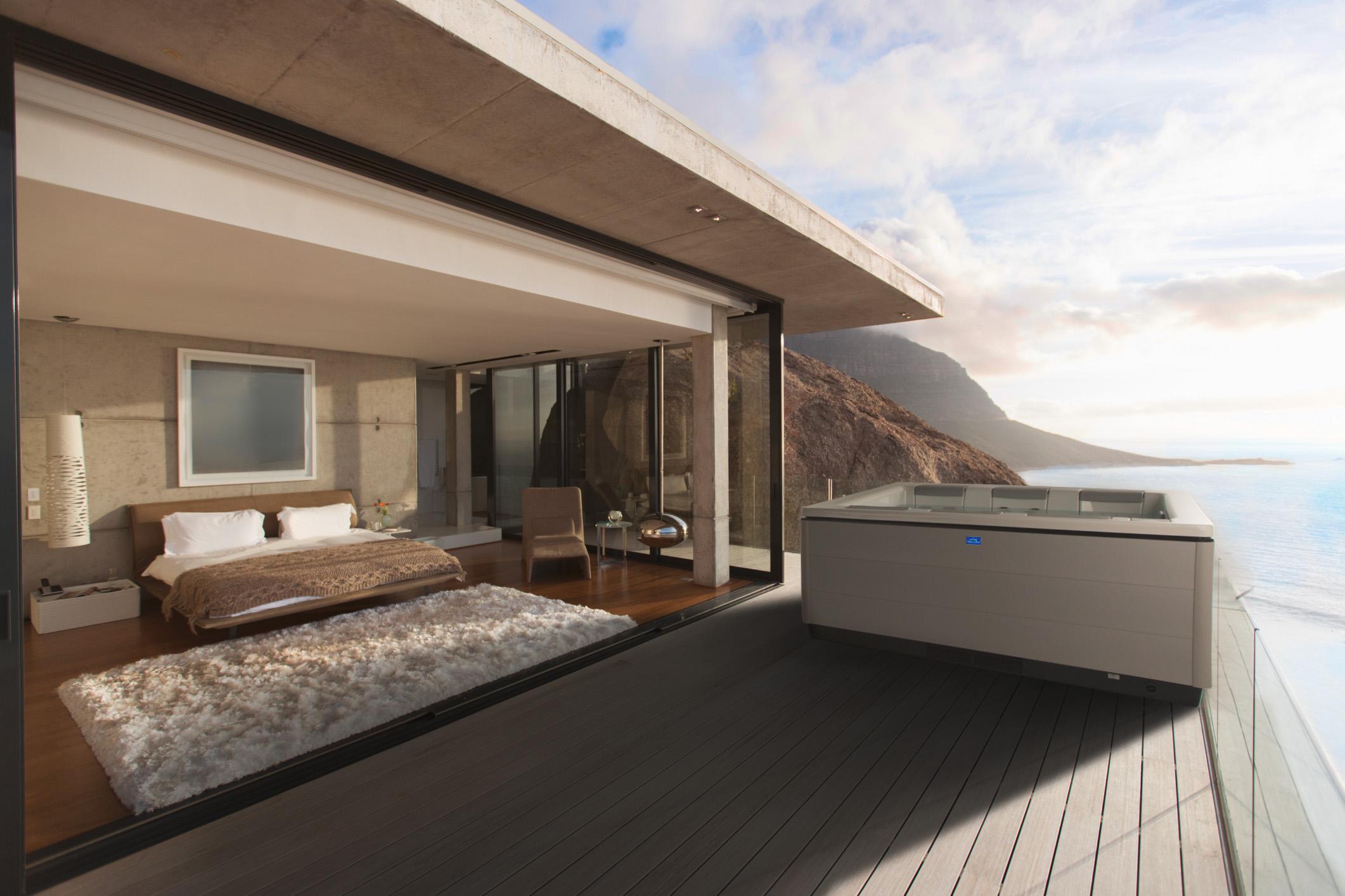 Outdoor luxury met de whirlpools van villeroy & boch   nieuws ...