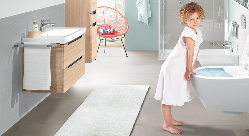 Villeroy & Boch Direct Flush toilet
