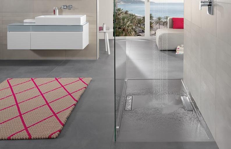 Badkamer vloeren Startpagina voor badkamer ideeën  UW-badkamer.nl