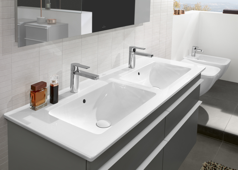 Wastafels Startpagina voor badkamer ideeën  UWbadkamernl # Plieger Wasbak_014025