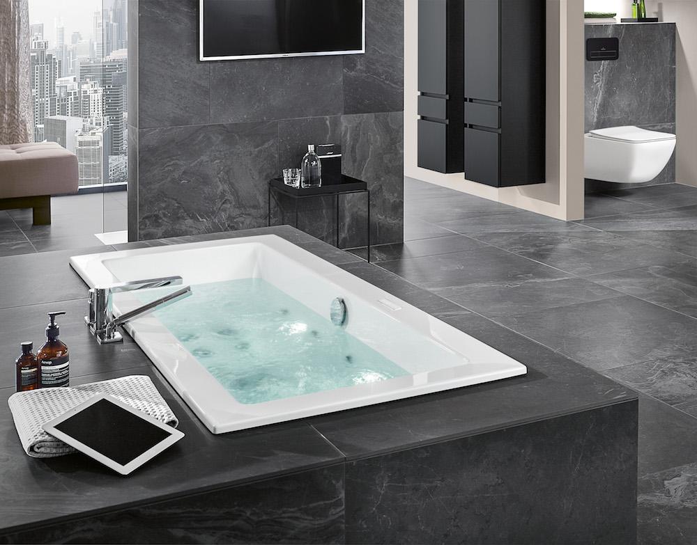 stel zelf je eigen whirlpool samen bij villeroy boch nieuws startpagina voor badkamer idee n. Black Bedroom Furniture Sets. Home Design Ideas