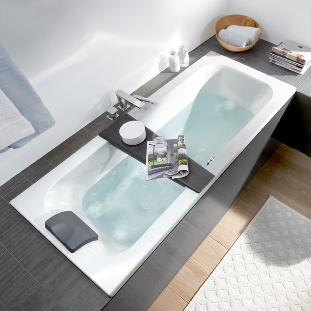Villeroy & Boch bad loop & friends met combisysteem voor whirlpool