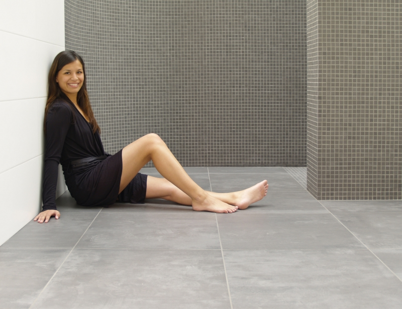 Hout Gebruiken Badkamer ~ Badkamer In Kelder  Vloerverwarming  Startpagina voor vloerbedekking