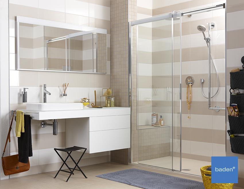 Is uw badkamer al klaar voor de toekomst? Warmte, gemak, comfort en veiligheid in de badkamer met advies van Baden+