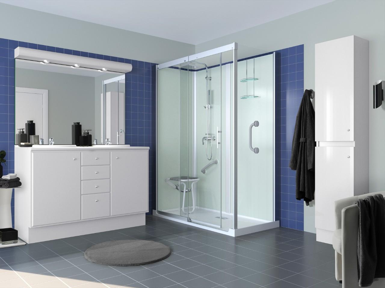 langer zelfstandig thuis wonen met een aangepaste badkamer