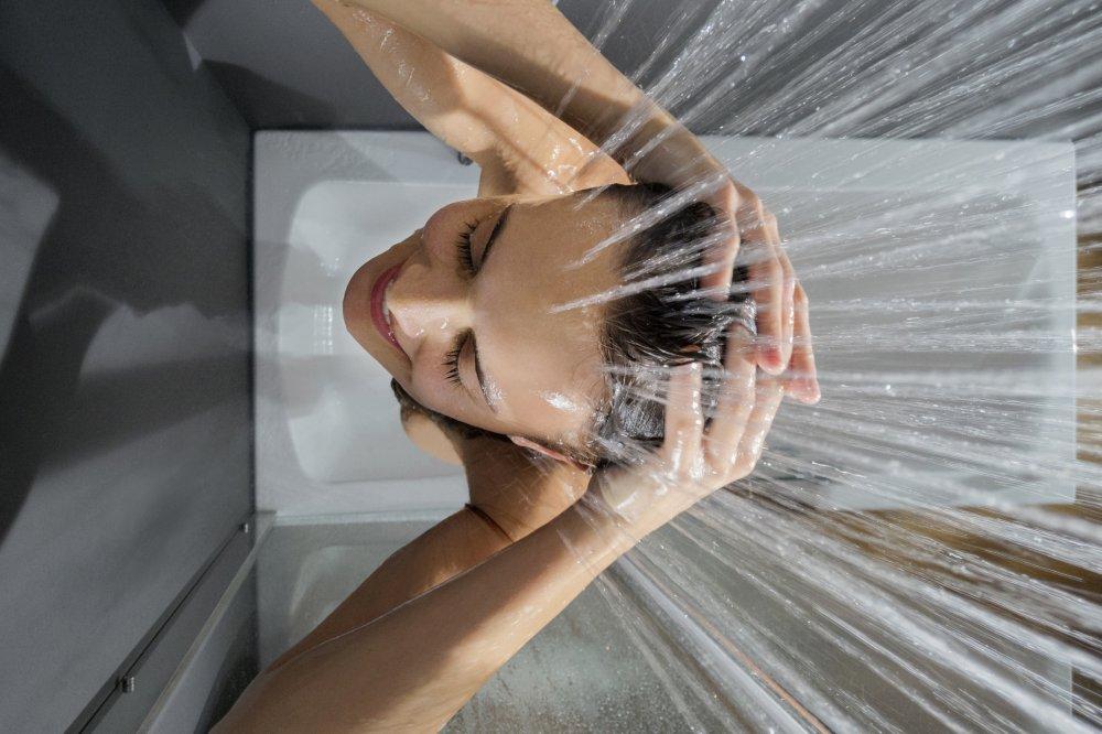 Warmwatervoorzieningen in de badkamer #douche