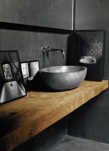 voor de badkamer: waskommen van natuursteen - Nieuws Startpagina voor ...
