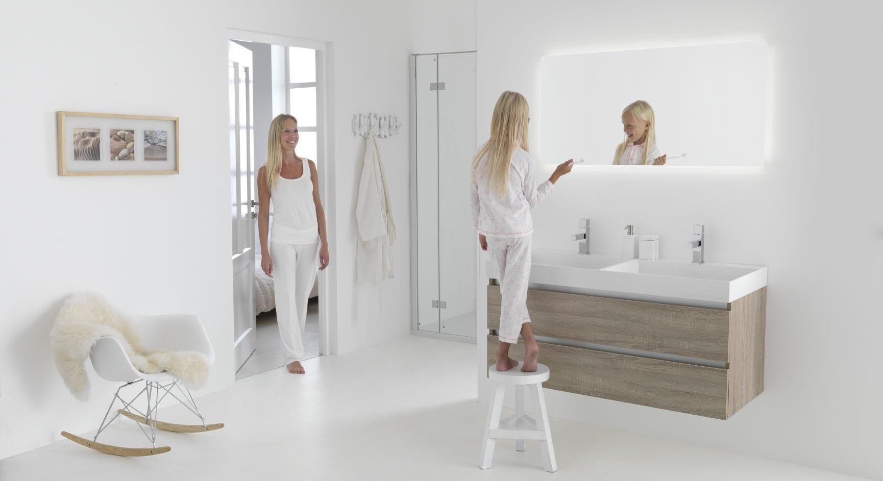 Verlichting voor de badkamer Startpagina voor badkamer ideeën | UW ...