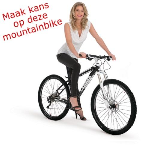 Win een mountianbike bij Warmteservice