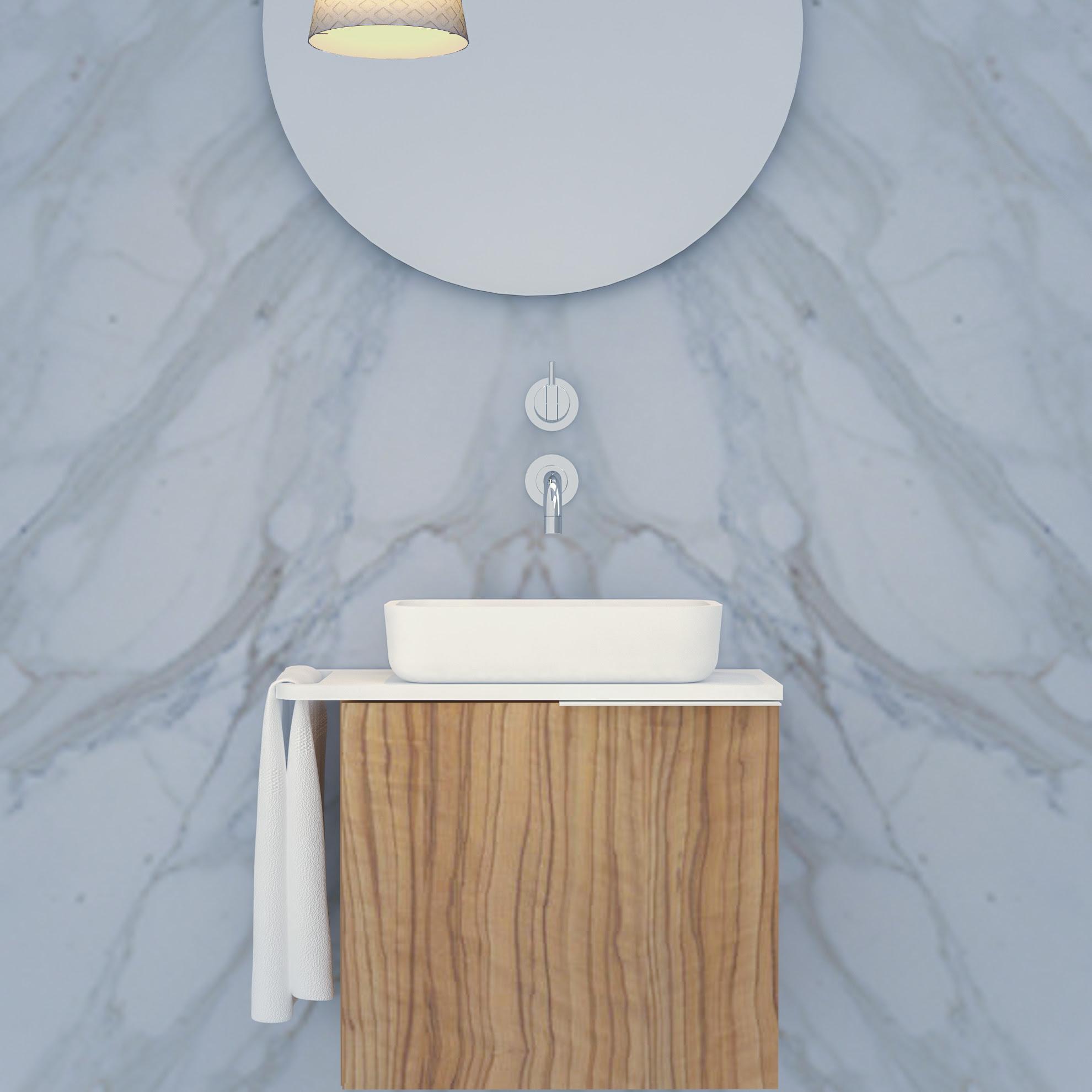 Marike Comma S opbouw fonteintje. Wastafel toilet en badkamer #wastafel #marike #badkamer #badkamerinspiratie #badkameridee #marike