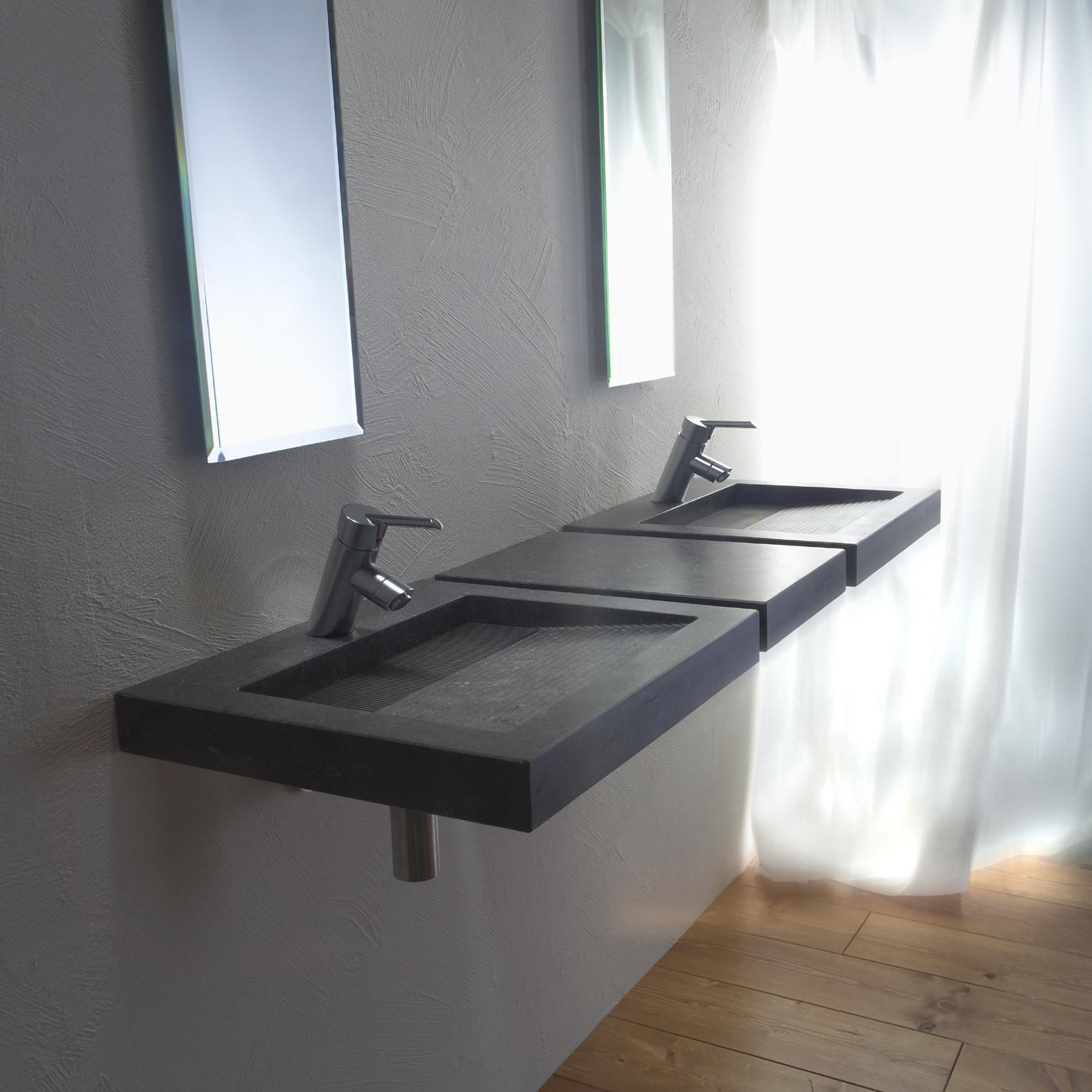 Wastafels waskommen in alle vormen en materialen nieuws startpagina voor badkamer idee n - Badkamer met wastafel ...