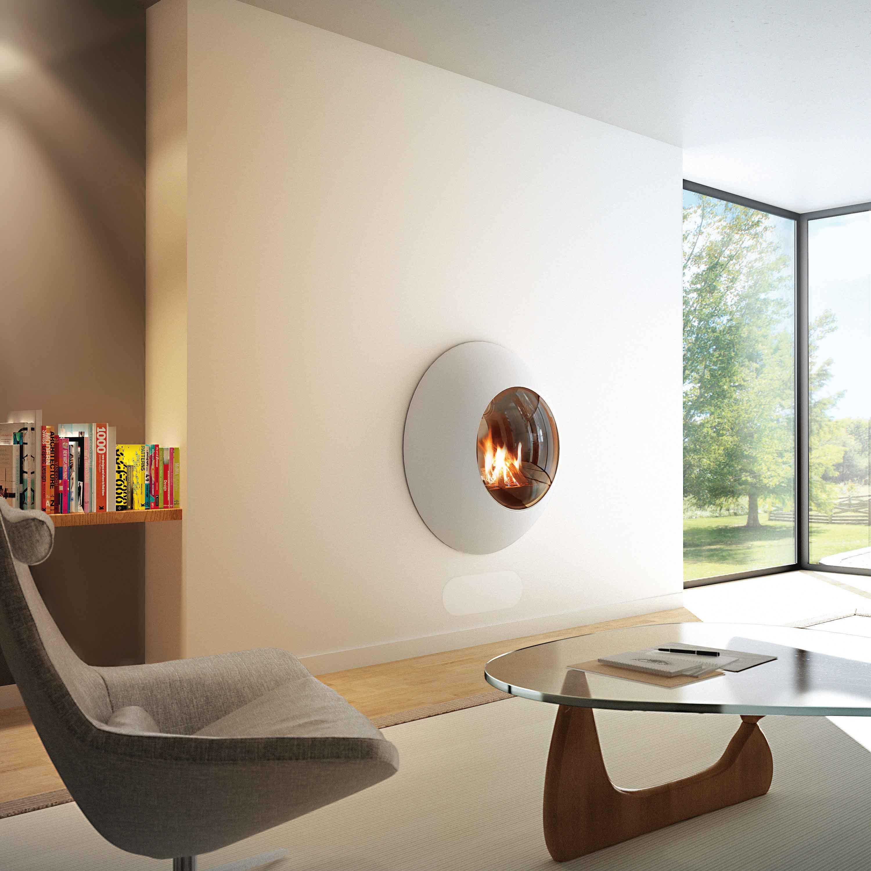 Moderne design gashaard Lensfocus via Focus creations #gashaard #modern #design #focus #interieur