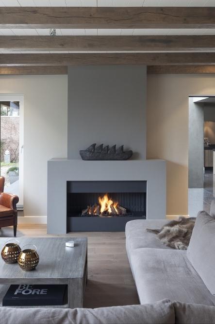 Fabulous Inspirerende haarden-ideeën voor het interieur - Nieuws - haarden @WC14