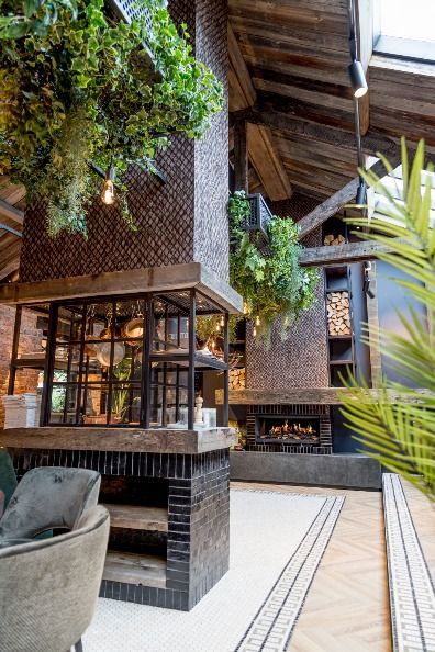 Kalfire E-one elektrische haard #haard #elektrisch #kalfire #sfeerhaard #designhaard #horeca #restaurant