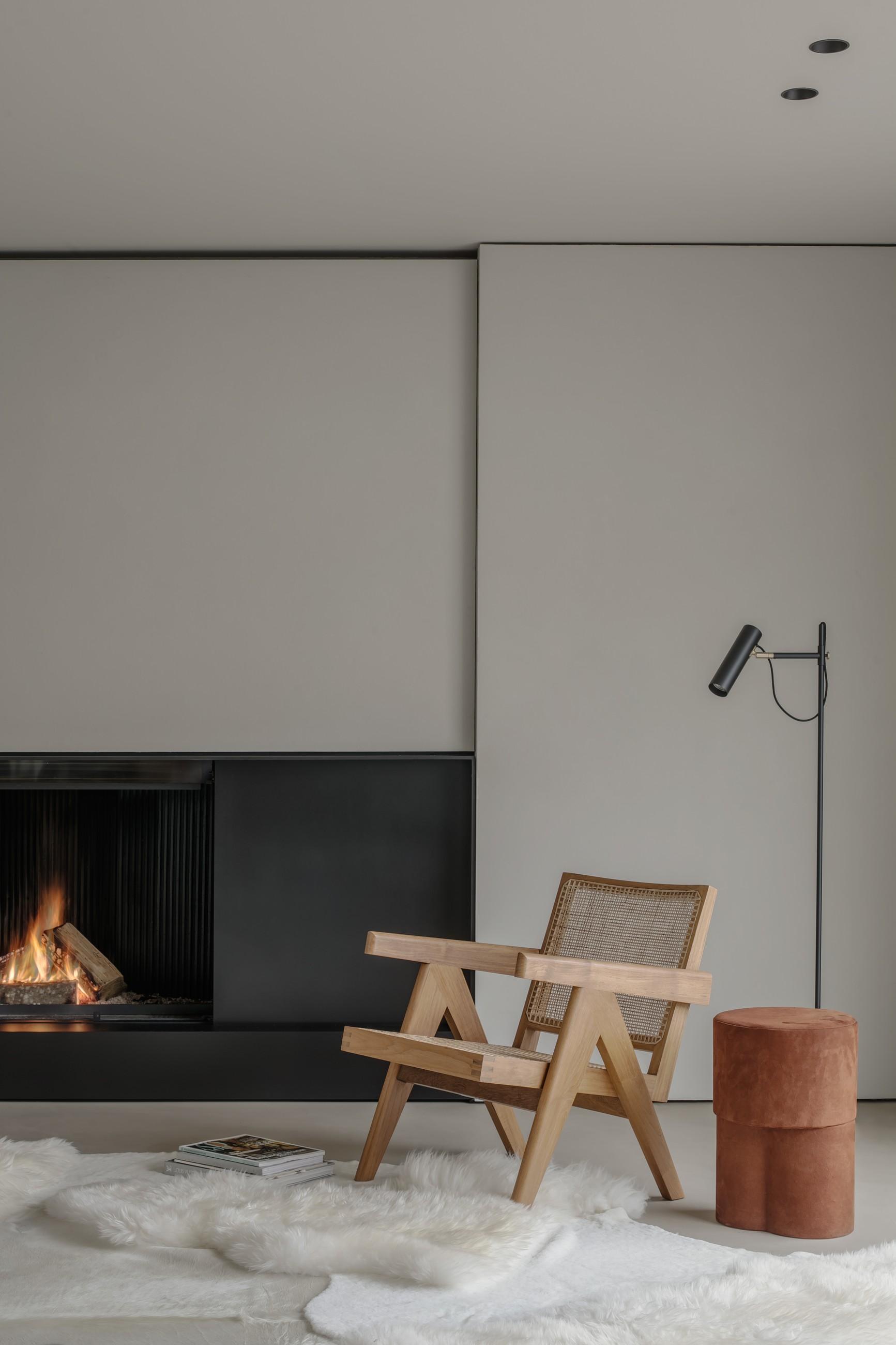 Metalfire Ultime D liftdeurhaard - Pieter Vanrenterghem