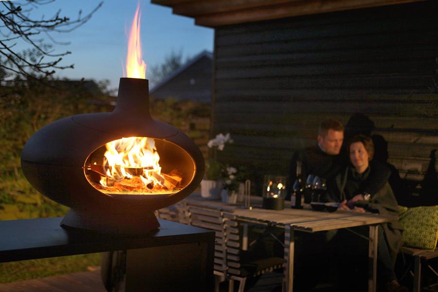 Tuinhaard en Pizza Oven van Morsø