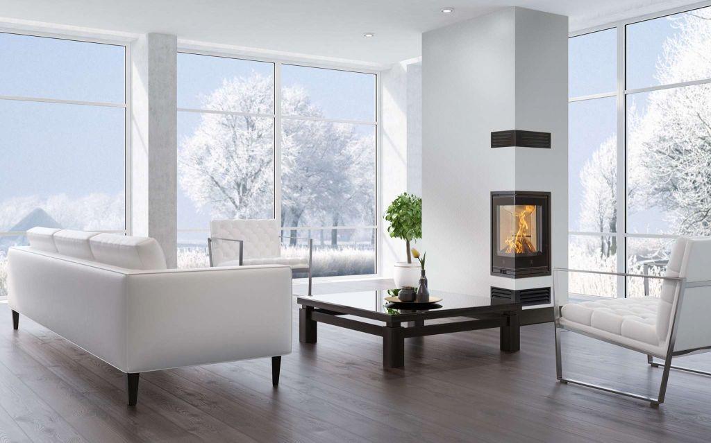 7x Klassiek Interieur : Een knusse sfeer in huis met een gesloten houthaard nieuws